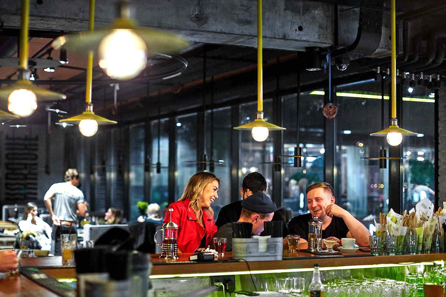 3B Café (вул. Шота Руставелі, 22А)